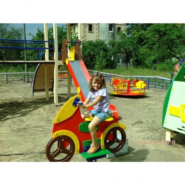 Мотоциклы на детской площадке своими руками фото 398